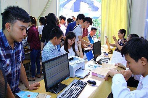 Tiết lộ quy trình chạy phần mềm lọc ảo xác định điểm chuẩn đại học năm 2018