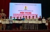 LĐLĐ huyện Gia Lâm: Khích lệ người lao động không ngừng sáng tạo