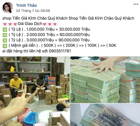 3 kieu lua dao tren facebook ban can biet