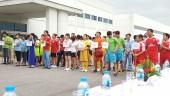 KCN Quang Minh: Hàng trăm công nhân tham gia Đại hội văn hóa - thể thao