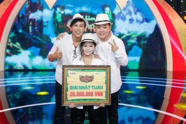 Huỳnh Mai - Cô bé đa tài của đội Hoàng Mèo