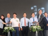 Chính thức bấm nút vận hành nhà máy nước sạch lịch sử tại tỉnh Bắc Giang!
