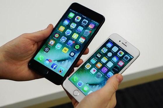 iphone 7 va iphone 6s plus may nao choi game nang tot hon