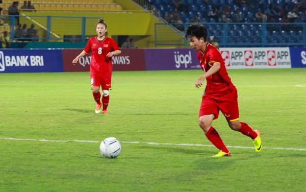 Bán kết Asiad 2018: Mở cửa chờ đón đội tuyển nữ Việt Nam