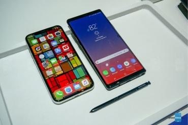 Galaxy Note 9 xứng đáng với giá 1000 USD hơn iPhone X