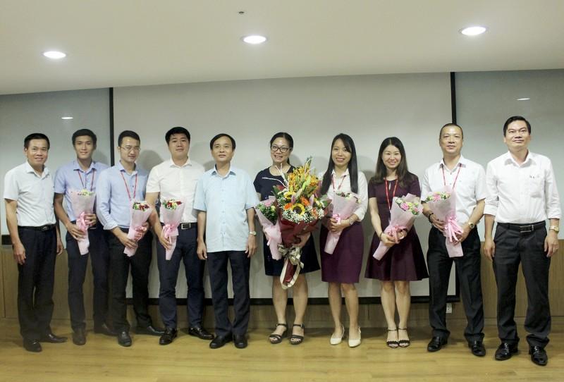 Thành lập Công đoàn cơ sở Công ty TNHH Lotte Coralis Việt Nam