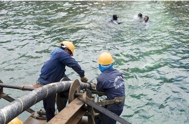 """Cáp quang biển AAG dự kiến sẽ đươc """"hồi phục"""" vào ngày 9/9"""