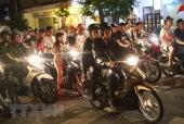 Bán kết Việt Nam - Hàn Quốc: Hơn 1.000 công an Hà Nội bảo vệ trật tự