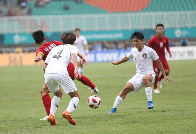 Thua Hàn Quốc, Olympic Việt Nam quyết tâm giành huy chương đồng Asiad 18