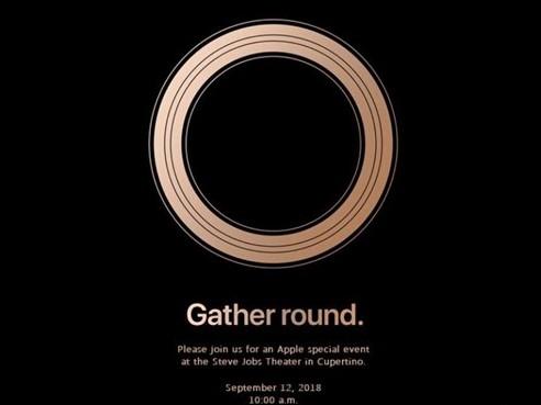 iPhone 2018 của Apple sẽ chính thức ra mắt vào ngày 12/9