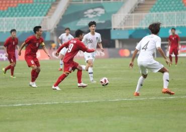 Olympic Việt Nam - UAE: Niềm tin chiến thắng