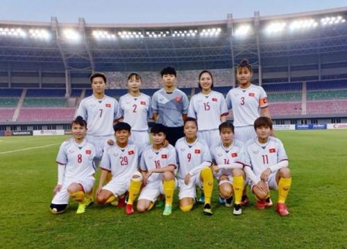Tuyển nữ Việt Nam tràn đầy cơ hội tham dự World Cup 2023