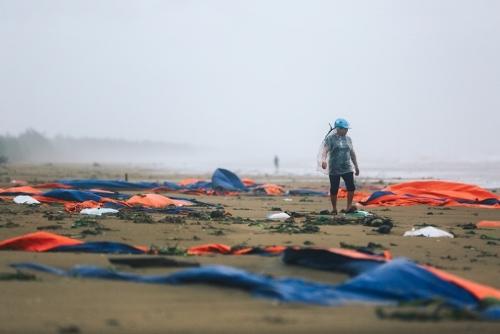 Tin bão mới nhất: Bão số 3 Wipha suy yếu thành áp thấp nhiệt đới cấp 8
