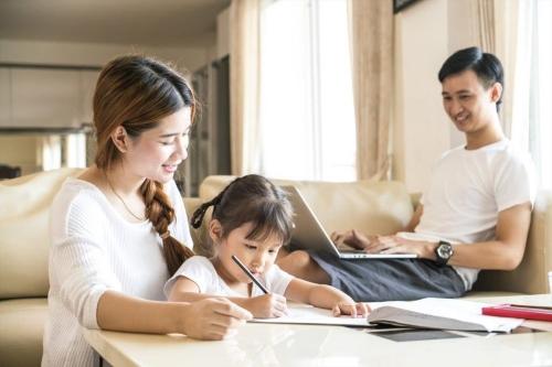Các nguyên tắc dạy con căn bản bố mẹ cần nắm vững