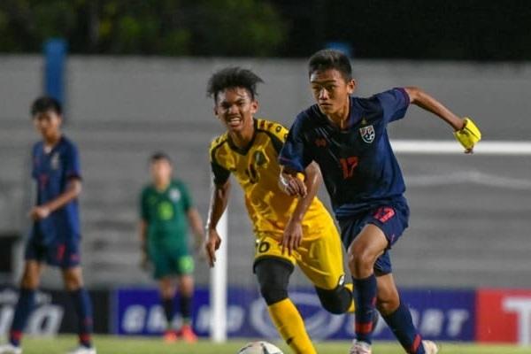 """Thái Lan """"né"""" Việt Nam ở bán kết giải U15 Đông Nam Á 2019"""