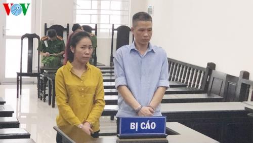 Đôi nam nữ nghiện ngập lĩnh án tù vì mua bán và tàng trữ ma túy
