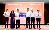 Hà Nội - Quảng Ninh: Đưa hợp tác kinh tế lên tầm cao mới