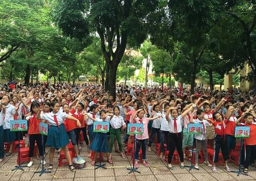 Hà Nội: Phấn đấu 100% học sinh, sinh viên tham gia bảo hiểm y tế