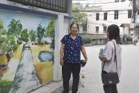 Nữ trưởng thôn làm dân vận khéo