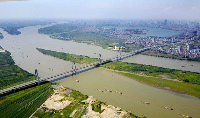 Sớm hoàn thiện Quy hoạch phân khu đô thị sông Hồng