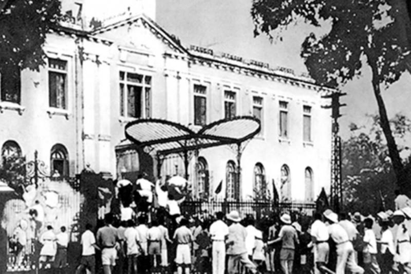 Khởi nghĩa 19/8/1945: Dấu ấn giành chính quyền tại Hà Nội