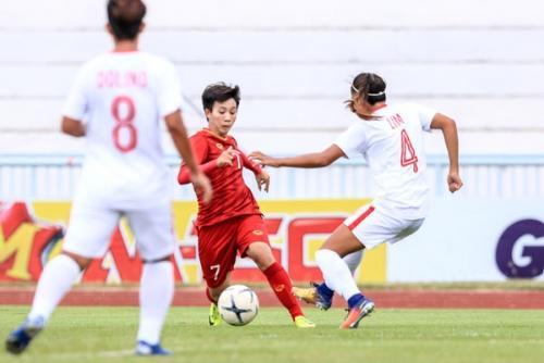 Việt Nam chạm trán Thái Lan trong trận chung kết AFF Cup nữ 2019