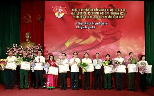 Đoàn kết là cội nguồn sức mạnh để xây dựng Thủ đô giàu mạnh