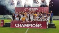 Hạ Thái Lan, tuyển nữ Việt Nam giành ngôi địch bóng đá Đông Nam Á sau 7 năm