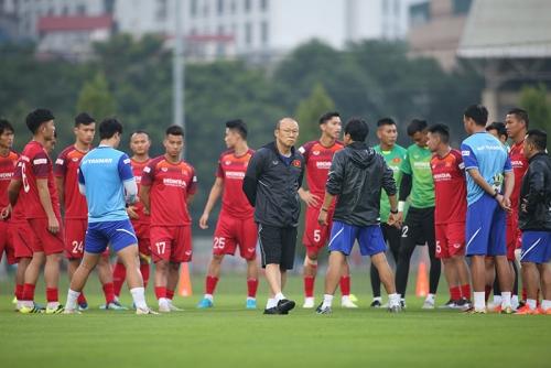 Huấn luyện viên Park Hang Seo và niềm tin giành chiến thắng trước Thái Lan