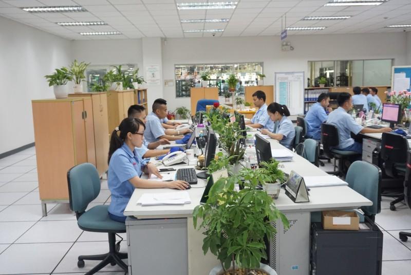 Thay đổi ý thức bảo vệ môi trường trong mỗi công nhân