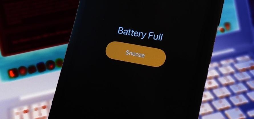 Cách đặt chuông báo khi iPhone sạc đầy pin