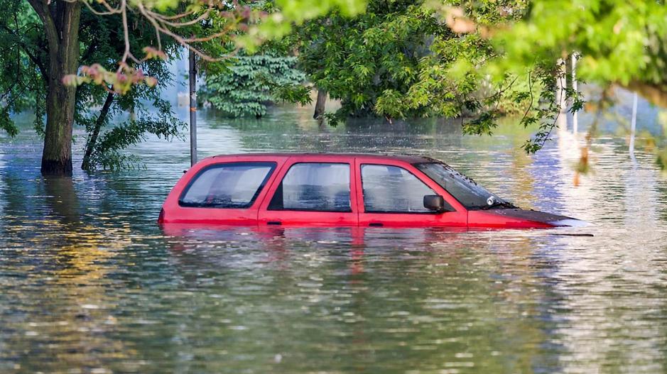 Ôtô bị ngập nước là nỗi ám ảnh của nhiều tài xế. họa (Nguồn: Autotrader.ca)