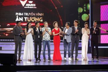 """""""Zippo, Mù tạt và Em"""" ẵm cùng lúc 3 giải thưởng tại VTV Awards 2016"""