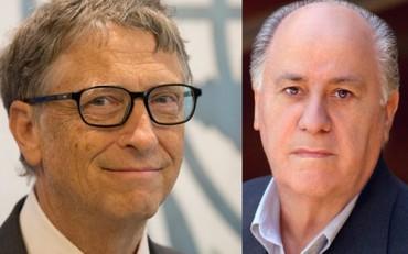 Ông chủ Zara đoạt ngôi giàu nhất thế giới của Bill Gates