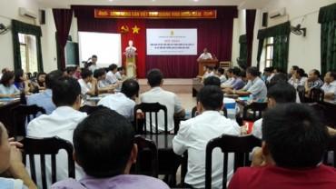 Hội thảo về Luật phòng, chống tác hại thuốc lá