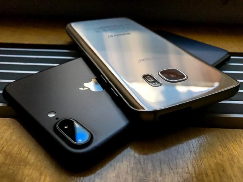So sánh chi tiết ảnh chụp từ iPhone 7 và Galaxy S7