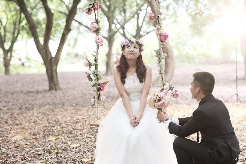 5 địa điểm chụp ảnh cưới siêu lãng mạn ở Hà Nội