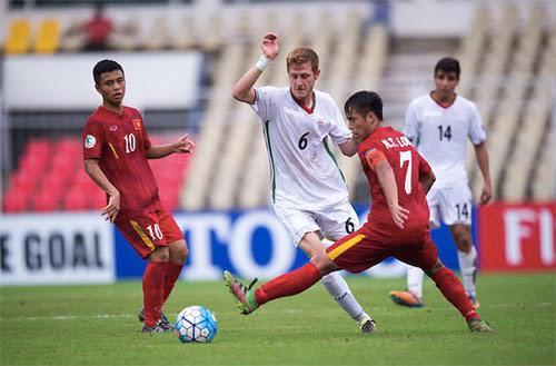 BLV Fox Sports hết lời khen lối đá của U16 Việt Nam