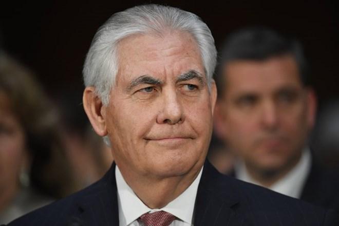 Ngoại trưởng Hoa Kỳ Rex Tillerson chúc mừng Quốc khánh Việt Nam