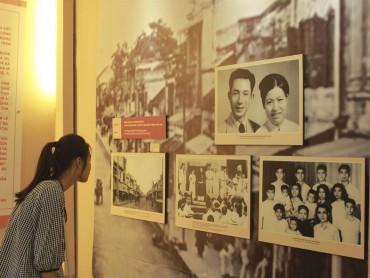 Những kỷ vật lịch sử tại ngôi nhà Bác Hồ viết Tuyên ngôn Độc lập