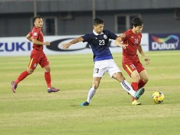 Đội tuyển Việt Nam – Campuchia: Chiến thắng vì tất cả