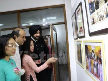 Khai mạc triển lãm ảnh Việt Nam tại thành phố Chandigarh của Ấn Độ