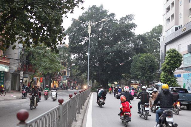 Hà Nội: Mở rộng tuyến đường Vũ Trọng Phụng