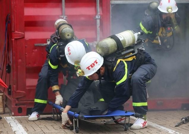 Đề xuất chỉ trích 1% phí bảo hiểm cho lực lượng phòng cháy chữa cháy