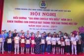 Công đoàn các KCN - CX Hà Nội: Chú trọng xây dựng gia đình CNVCLĐ tiêu biểu