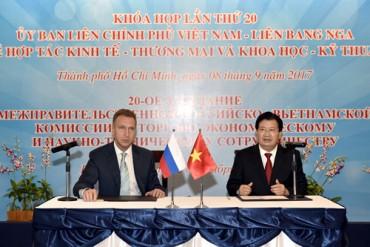 Việt Nam, Nga còn rất nhiều tiềm năng hợp tác