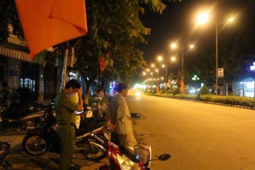 Bắt tạm giam một đối tượng trong vụ nổ súng kinh hoàng ở Tiền Giang