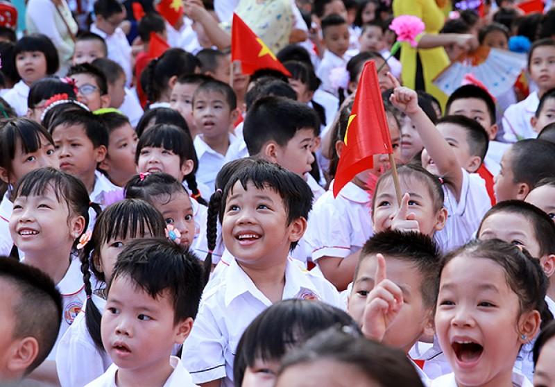 Giáo dục - Đào tạo: Nhìn từ lời bài hát thể dục