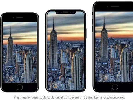 Những sản phẩm mới nào sẽ xuất hiện trong sự kiện 12/9 của Apple?