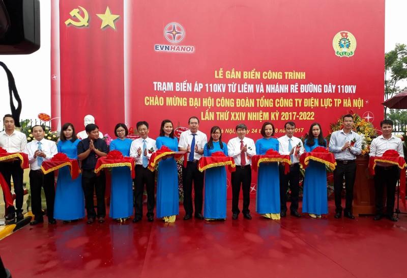 Công đoàn EVN Hà Nội: Đẩy mạnh các phong trào thi đua